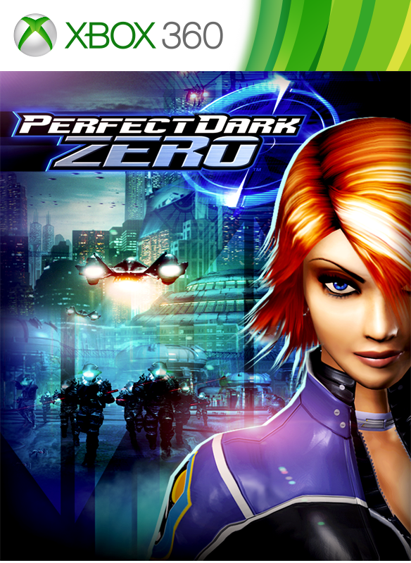Perfect Dark Zero boxshot