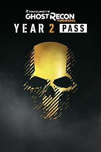 Carátula del juego Tom Clancy's Ghost Recon Wildlands : Year 2 Pass