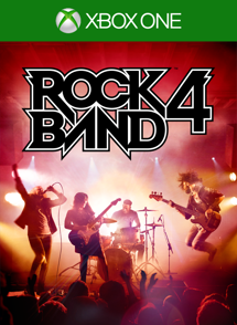 Rock Band 4 + 30 Song Bundle