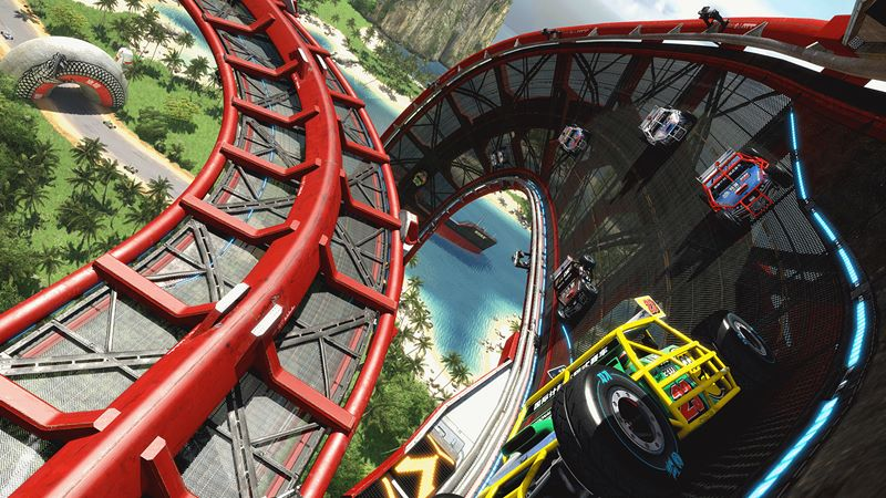 Trackmania® Turbo Screenshot