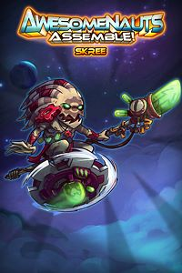 Carátula del juego Skree - Awesomenauts Assemble! Character de Xbox One