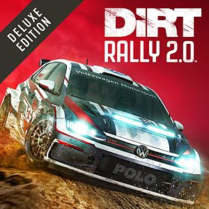 DiRT Rally 2.0 Digital Deluxe Edition Xbox One