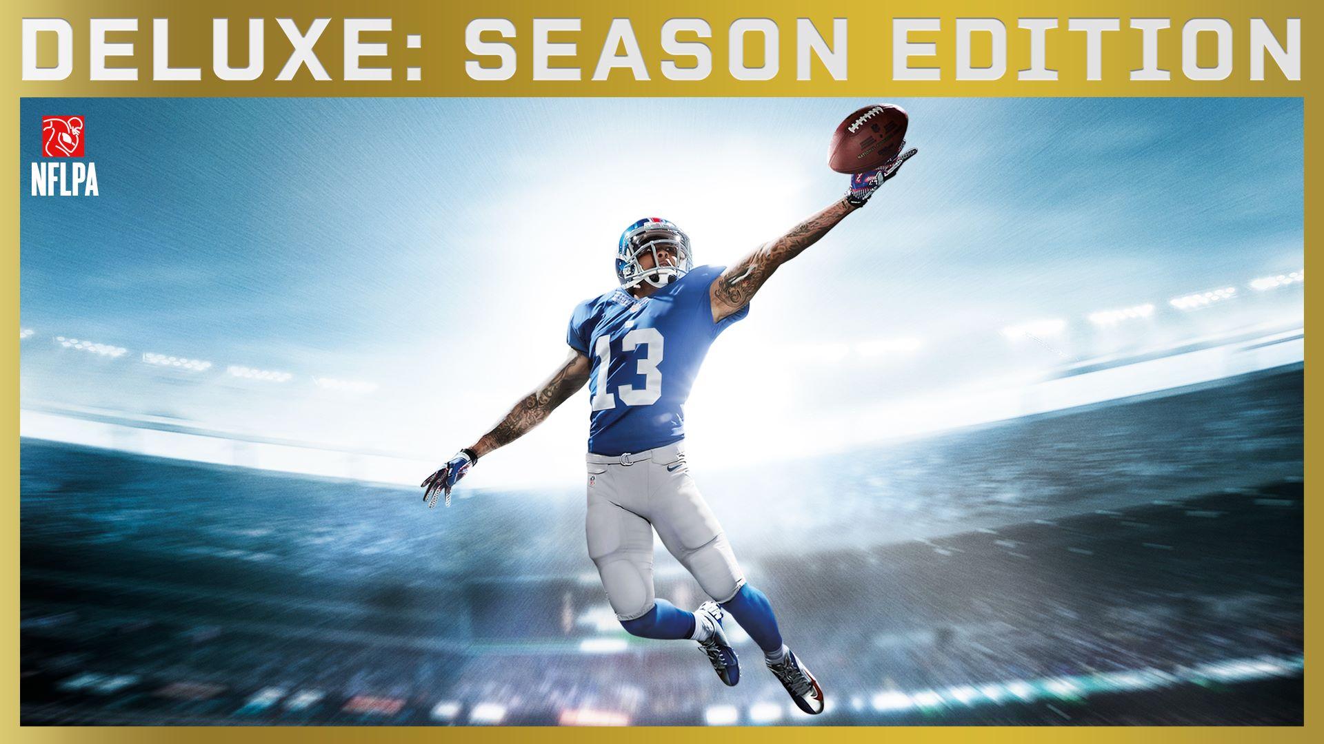 Madden NFL 16 Deluxe: Season Edition