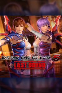 Carátula del juego DOA5LR Outcast Armor by Tamiki Wakaki Set