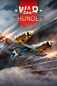 Carátula del juego War Thunder - Bf 109Z Zwilling Pack