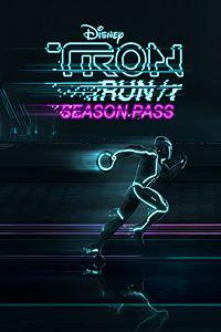 Carátula del juego TRON RUN/r (Season Pass)