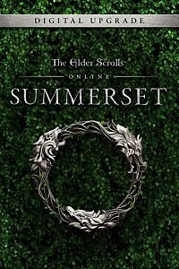 Carátula del juego The Elder Scrolls Online: Summerset Upgrade