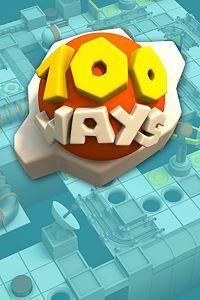 Carátula para el juego One Hundred Ways de Xbox 360