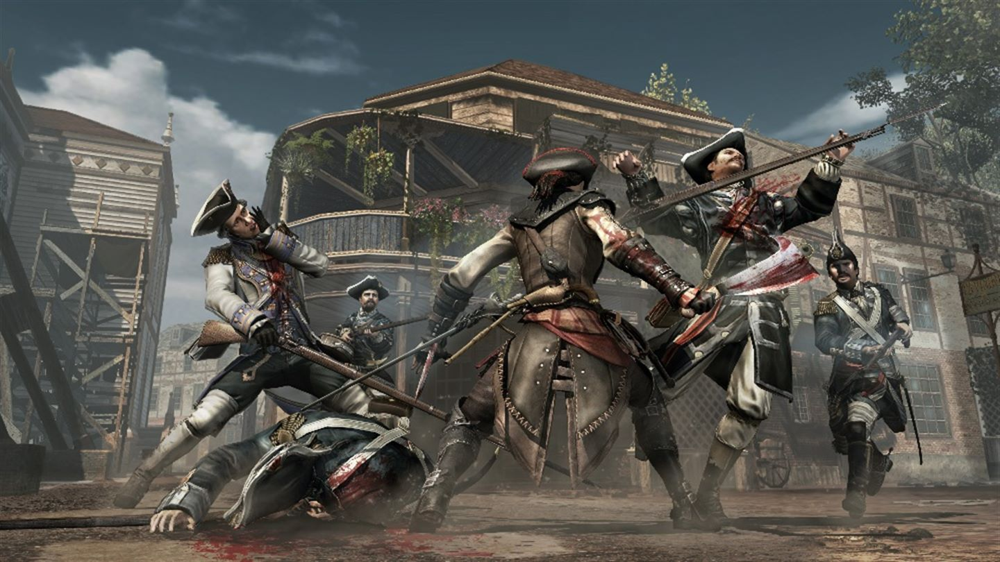 Assassin's Creed Liberation HD Xbox One Screenshot
