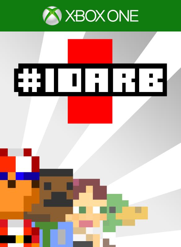 #IDARB boxshot