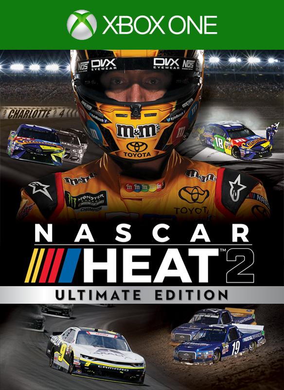 NASCAR Heat 2 Ultimate Edition