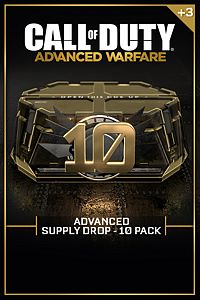 Carátula del juego Advanced Supply Drop Bundle - 10 Pack de Xbox One