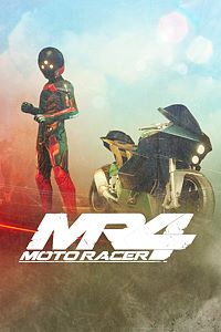 Carátula del juego Moto Racer 4 - Rider Pack - The Truth