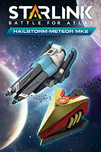 Carátula para el juego Starlink: Battle for Atlas - Hailstorm & Meteor Mk.2 Weapon Pack de Xbox 360