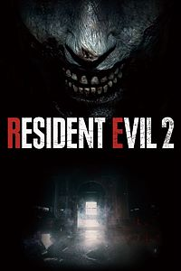 Carátula del juego RESIDENT EVIL 2