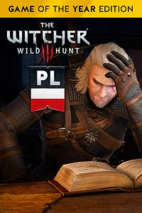 Carátula del juego The Witcher 3: Wild Hunt - Complete Edition Language Pack (PL)