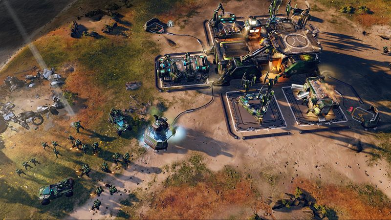 Halo Wars 2: Ultimate Edition - Pre-Order Screenshot