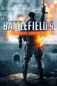 Carátula del juego Battlefield 4 Community Operations