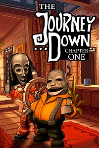 Carátula del juego The Journey Down: Chapter One