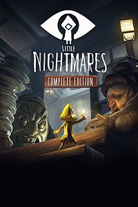 Carátula del juego Little Nightmares Complete Edition