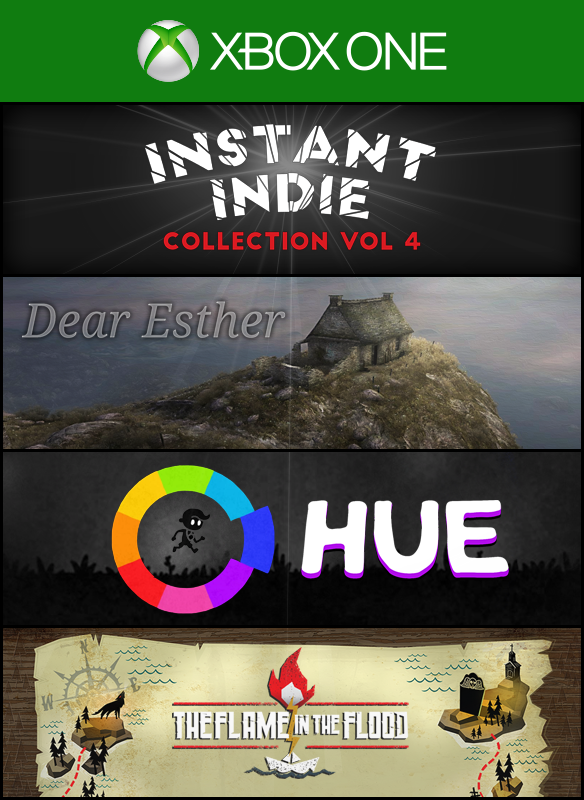Instant Indie Collection: Vol. 4 boxshot