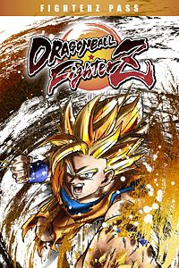 Carátula del juego DRAGON BALL FIGHTERZ - FighterZ Pass