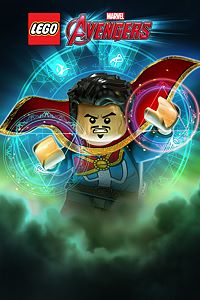 Carátula del juego All-New; All-Different Doctor Strange Pack