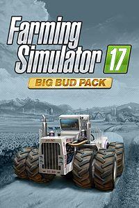Carátula del juego Farming Simulator 17 - Big Bud Pack