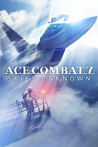 Carátula para el juego ACE COMBAT 7: SKIES UNKNOWN Pre-Order Bundle de Xbox 360
