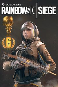 Carátula del juego Tom Clancy's Rainbow Six Siege: Pro League Ela Set