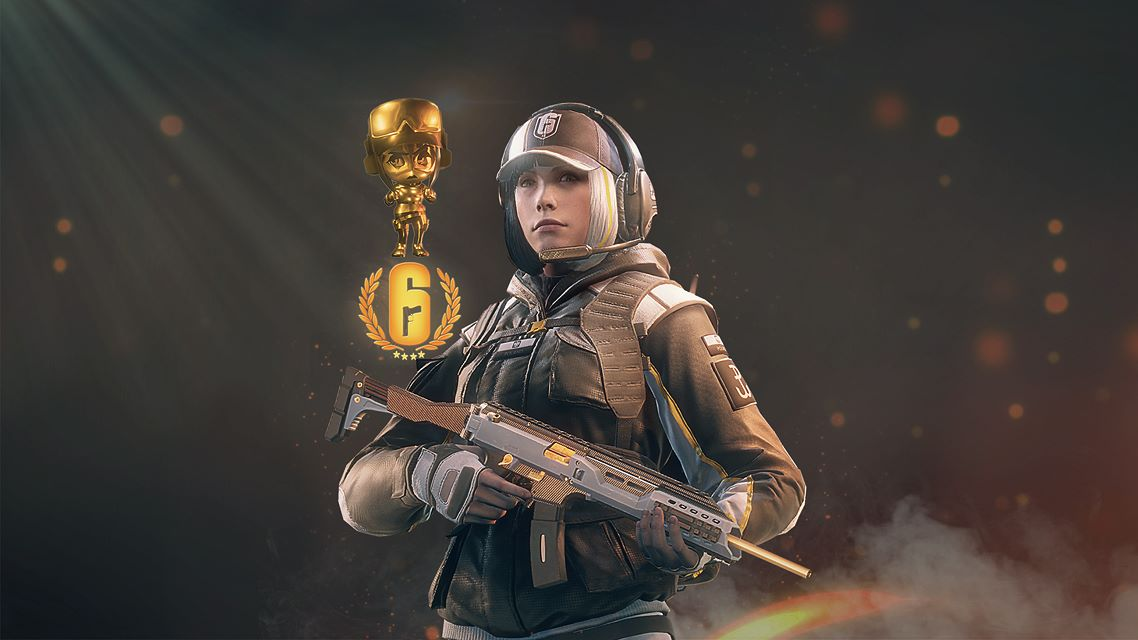 Tom Clancy's Rainbow Six Siege: Pro League Ela Set on Xbox One