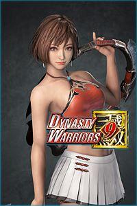 Carátula del juego DYNASTY WARRIORS 9: Sun Shangxiang (Dudou Costume)