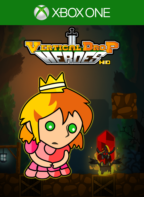 Vertical Drop Heroes boxshot