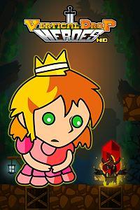 Carátula del juego Vertical Drop Heroes HD