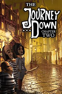 Carátula del juego The Journey Down: Chapter Two