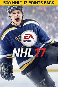 500 NHL® Points Pack