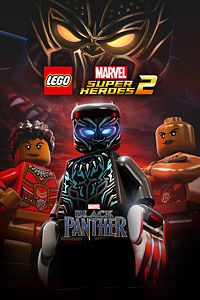Carátula del juego Marvel's Black Panther Movie Character and Level Pack