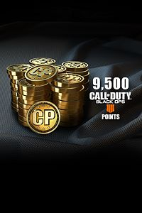 9500 points Call of Duty®: Black Ops 4