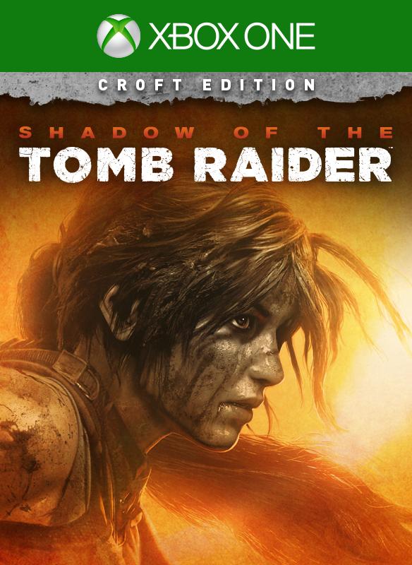 Shadow of the Tomb Raider - Edición Croft boxshot
