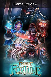 Carátula del juego Fable Fortune - Albion All Stars Bundle para Xbox One