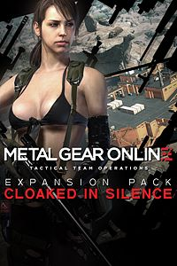 Carátula del juego METAL GEAR ONLINE EXPANSION PACK