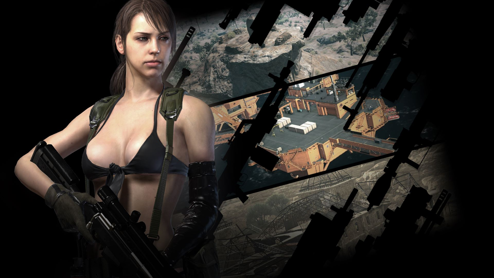 Comprar Metal Gear Online Expansion Pack Cloaked In Silence