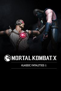 Carátula del juego Klassic Fatalities 1