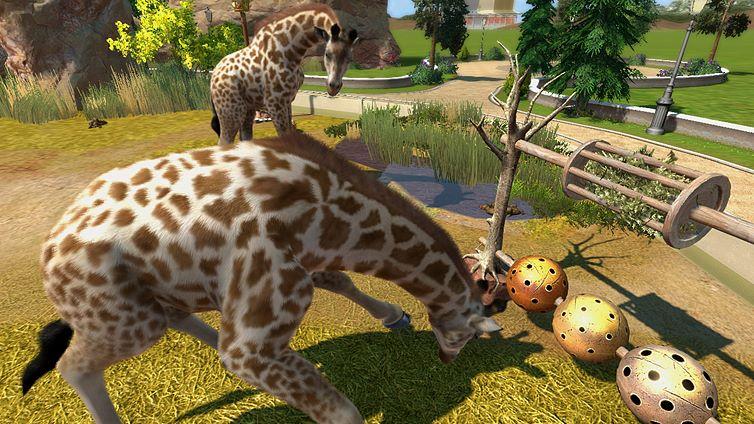 Zoo tycoon 3 apk