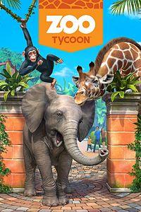 Carátula del juego Zoo Tycoon