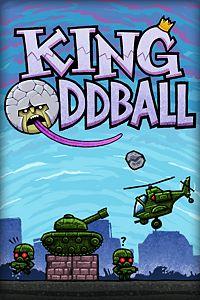 Carátula del juego King Oddball de Xbox One