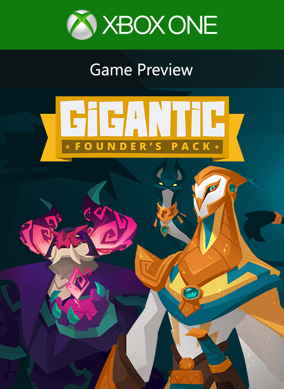 Gigantic Founder's Pack boxshot