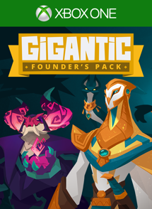 Gigantic Founders Pack
