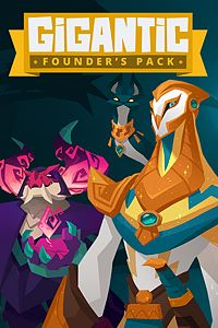 Carátula del juego Gigantic Founder's Pack