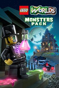 Carátula del juego Monsters Pack